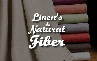linens and natural fiber image