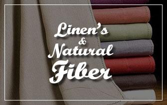 linens and natural fiber image